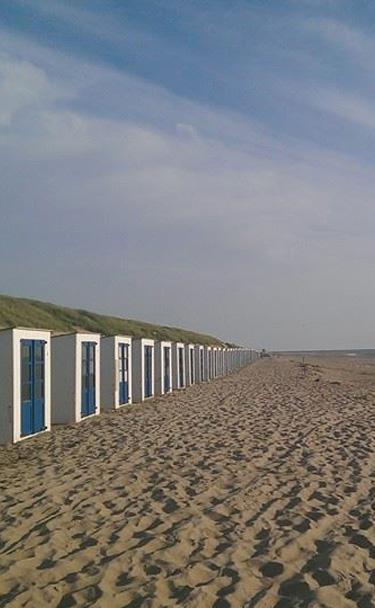 strand-huisjes