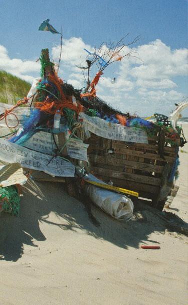 strandjutterskunstwerk