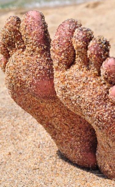 voeten0zand